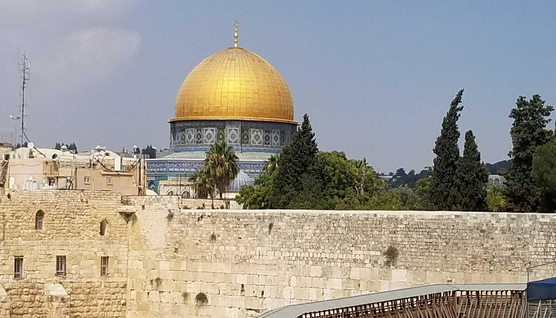 A Day in Jerusalem